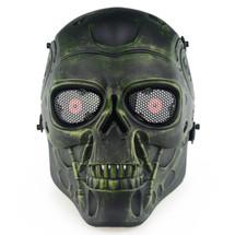 Wo Sport Terminator T800 Airsoft Mask in Copper
