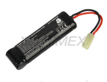 Bulldog 8.4v 1600mah ni-mh Brick Airsoft Battery