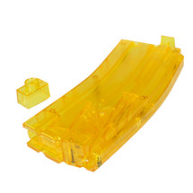 Wosport M4 Mag 500rd BB Speed Loader in Yellow
