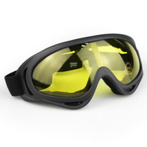 Wo Sport HD Airsoft Goggles in Yellow