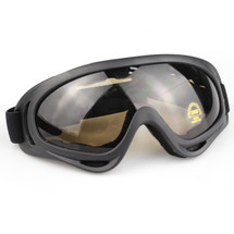 Wo Sport HD Airsoft Goggles in Brown