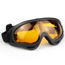Wo Sport HD Airsoft Goggles in Orange