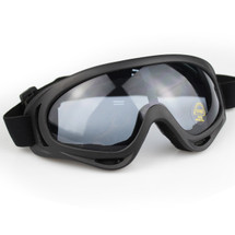 Wo Sport HD Airsoft Goggles in Black