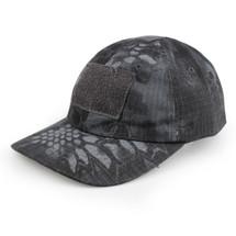 Wosport Baseball Cap Hat V3 in Kryptek Typhon Camo