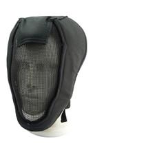 """Wo Sport Face Steel """"Striker"""" Gen3 Metal Mesh Full Face Mask Black"""
