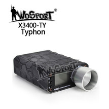WoSport Pro Chronograph with LCD Display in Kryptek Typhon