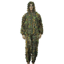 WoSport Ghillie Maple Leaf Camouflage Uniform