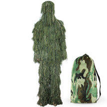 WoSport Ghillie Suit Uniform in Woodland