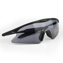 WoSport 7.0 Airsoft Glasses Black Frame With Black Lens