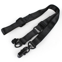 WoSport Two Point Sling MS2 in Black