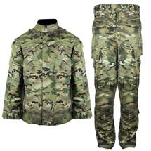 WoSport Military Army Uniform V1.0 in Multi Cam