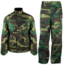 WoSport Military Army Uniform V1.0 in Woodland DPM