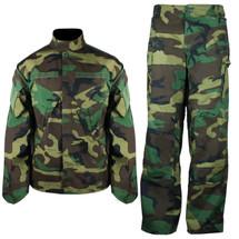 WoSport Military Army Uniform V1.0 in Woodland DPM