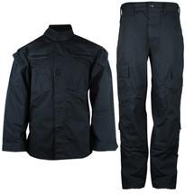 WoSport Military Army Uniform V1.0 in Black