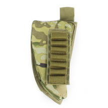 Wo Sport Tactical Rifle Stock Cheek Rest in Multi Cam