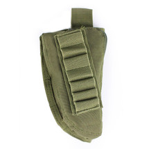 Wo Sport Tactical Rifle Stock Cheek Rest in Olive Drab