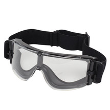 Wo Sport ATF Airsoft Goggles in Black With Clear Lens
