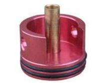 Aluminium M4/M16 Cylinder Head in Red