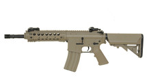 CYMA CM516 M4 with URX Style Handguard in Desert Tan