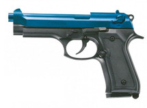 Chiappa Kimar M92 Auto Blank Firing Gun 8mm in Blue