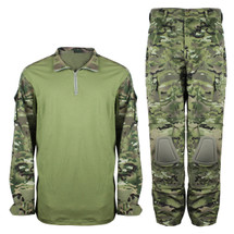 WoSport Military Army Uniform in Multi Cam