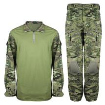WoSport Military Army Uniform in Multi Cam