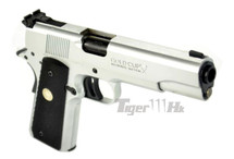 Army Armament R29 M1911 Replica GBB Full Metal Silver