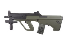 Snow Wolf AUG Carbine Replica in Olive Drab Short (SW020T)