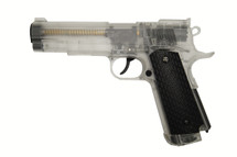 Blackviper Kimber G29 NBB Pistol in Clear