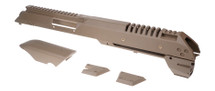 CSI XR-5 Rifle Body Kit in Desert Tan/Sand