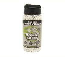 angry ball bio bb pellets for bb guns 0.20g (6mm)