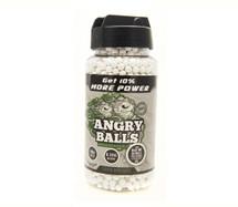 bio angry ball bb pellets for bb guns 0.25g