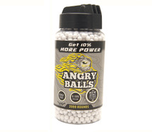 Angry Ball 2000 X 0.12G BB Pellets In Speed Loader Pot
