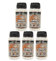 Angry Ball 10,000 X 0.20G BB Pellets In Speed Loader Pots
