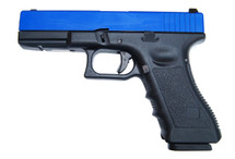 Army Armament R17 GBB V3 Pistol In Blue