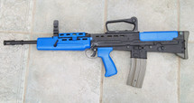 Army Armament R85A1 L85 SA80 AEG Replica in Blue