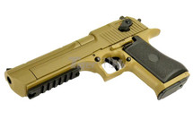 Cyma CM121 D-Eagle Electric Airsoft Pistol AEP in Tan