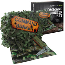 Kids Command Bunker Set in DPM