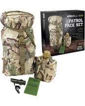 Kombat Kids Patrol Pack Set in BTP