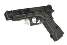Army Armament R34-D Custom CNC Aluminum Slide in Black