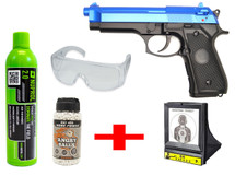 Y&P GG104  gas pistol bundle deal