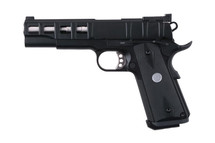 Army Armament R30-3 Custom Wilson Special GBB Pistol in Black