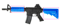 Cyma CM506 M4 RAS 11 Handguard CQB in Blue