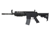 CYMA CM008 M4 S-System Airsoft Rifle in Black