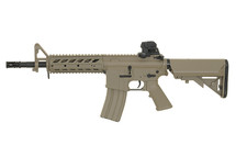 Cyma CM517 M4 with RAS Handguard in Tan