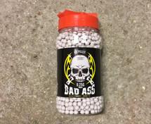 White Bad Ass BB Pellets 0.25 pellets (6mm)