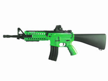 Well D3814 M4 Fully Auto BB Gun in Green