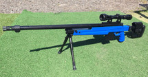 Well MB4415 Elite Airsoft Sniper Rifle in Blue