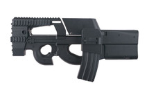 Cyma CM060G Replica P90 Submachine Gun AEG in Black