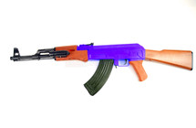 Cyma P47 Replica AK47 Spring BB Gun Rifle in Blue